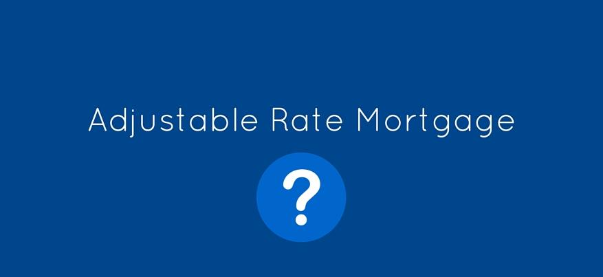 who should get adjustable rate mortage